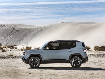 Jeep Renegade  - image