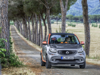 Smart Forfour  - image