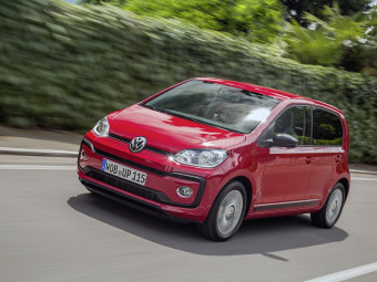 Volkswagen up!  - image