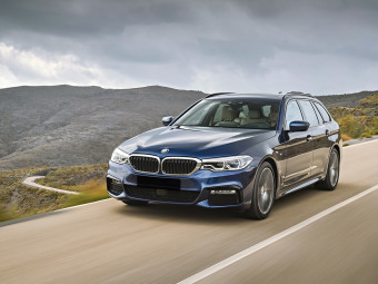 BMW 5-touring  - image