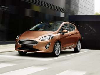 Ford Fiesta  - image