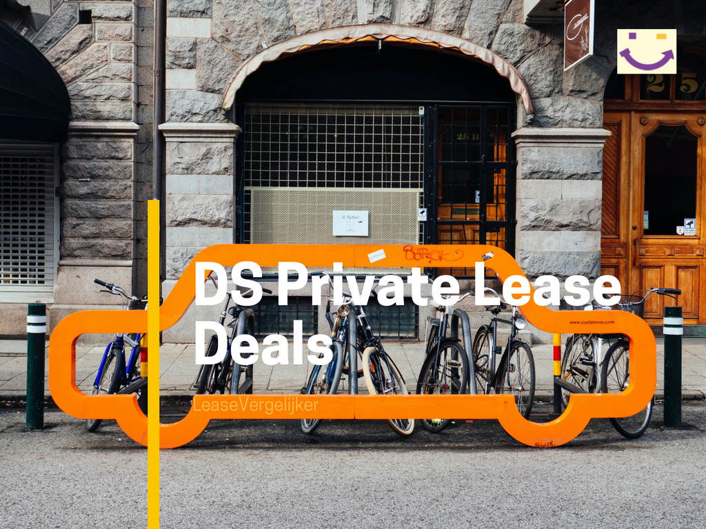 DS Private Lease Deals LeaseVergelijker